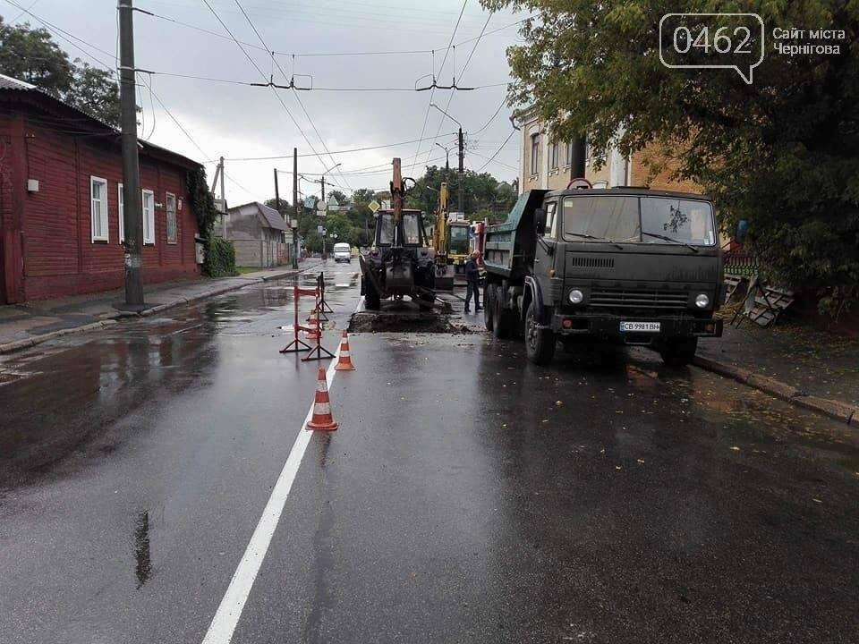Троллейбус № 8 в Чернигове временно отменили, фото-3