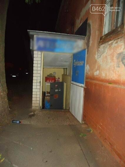 Черниговская полиция задержала вора после попытки кражи, фото-1