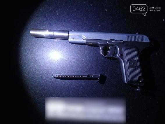Черниговская полиция задержала вора после попытки кражи, фото-5