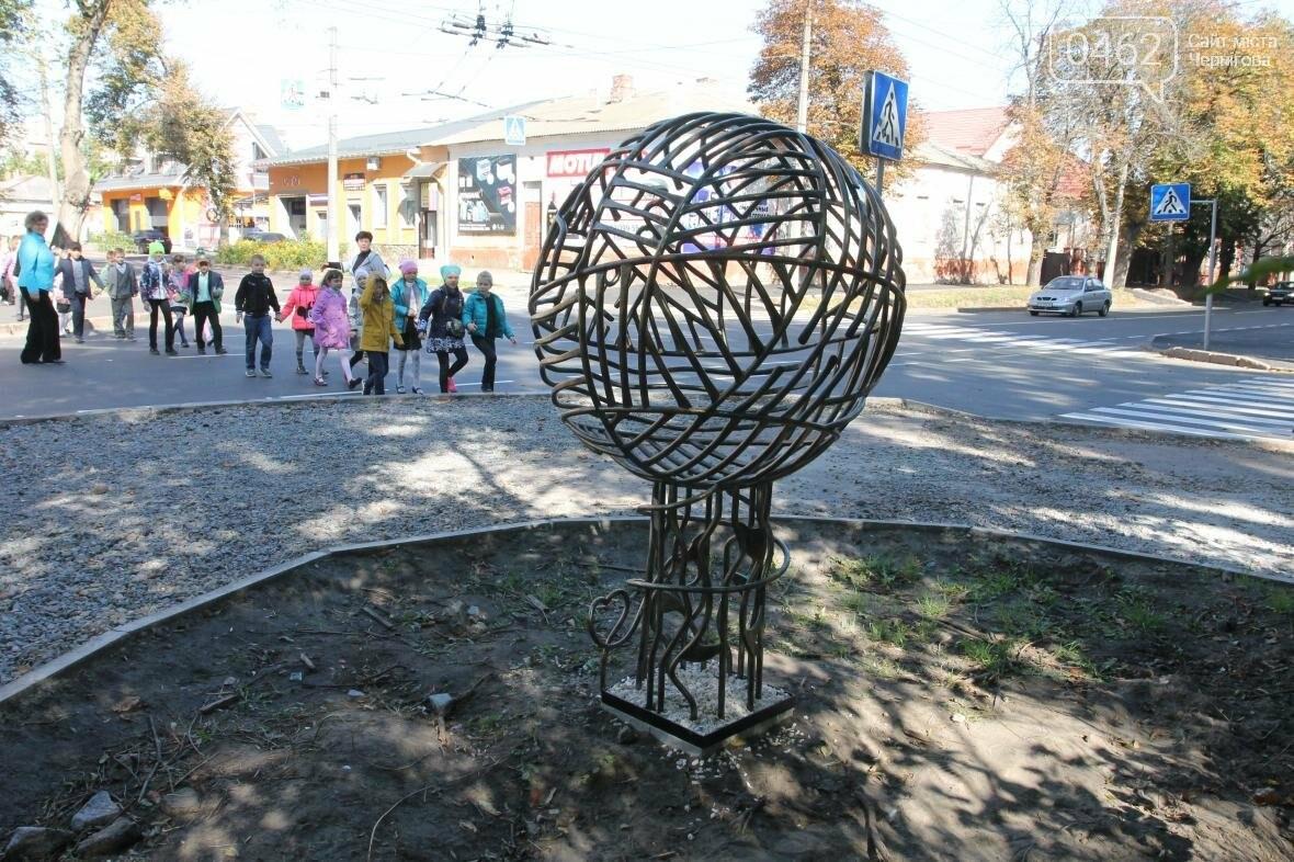 Историю и легенды Чернигова увековечат в скульптурах, фото-2