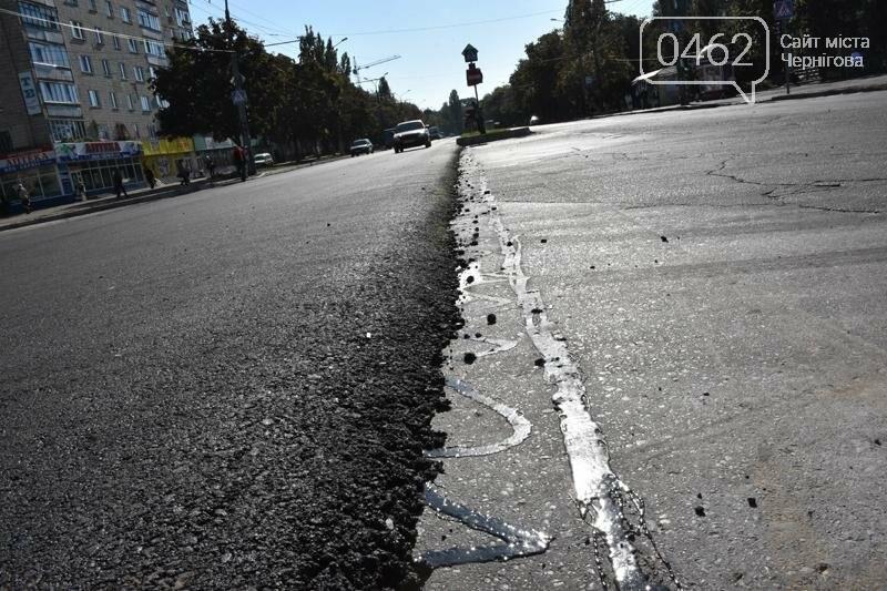 К концу года на ул. Рокоссовского отремонтируют одну полосу движения, фото-8