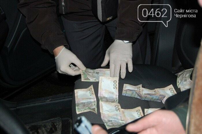 На Черниговщине на взятке задержали депутата горсовета, фото-3