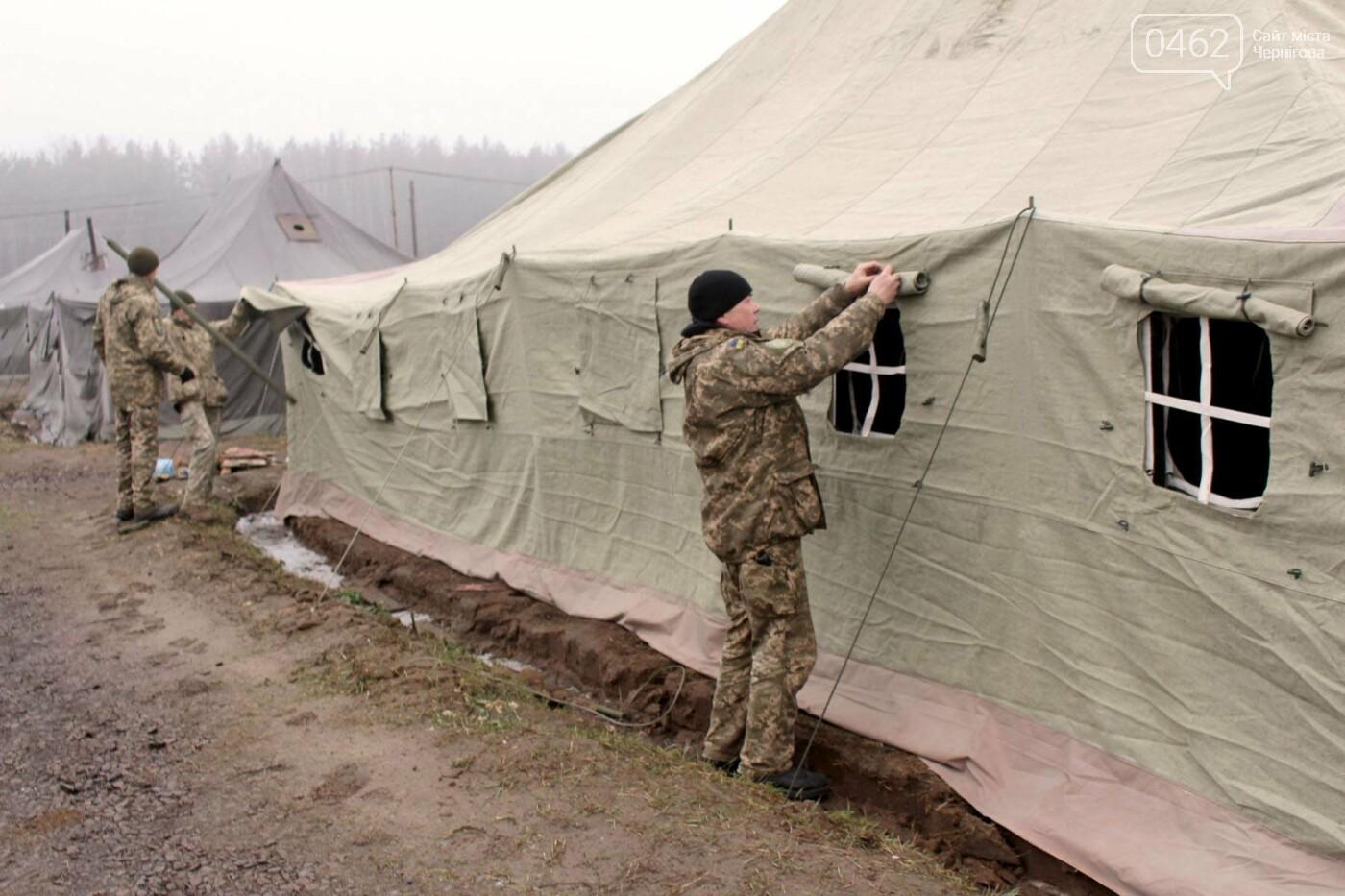 Полигон в Черниговской области, который ранее раскритиковали за ужасные условия, привели в порядок, фото-2