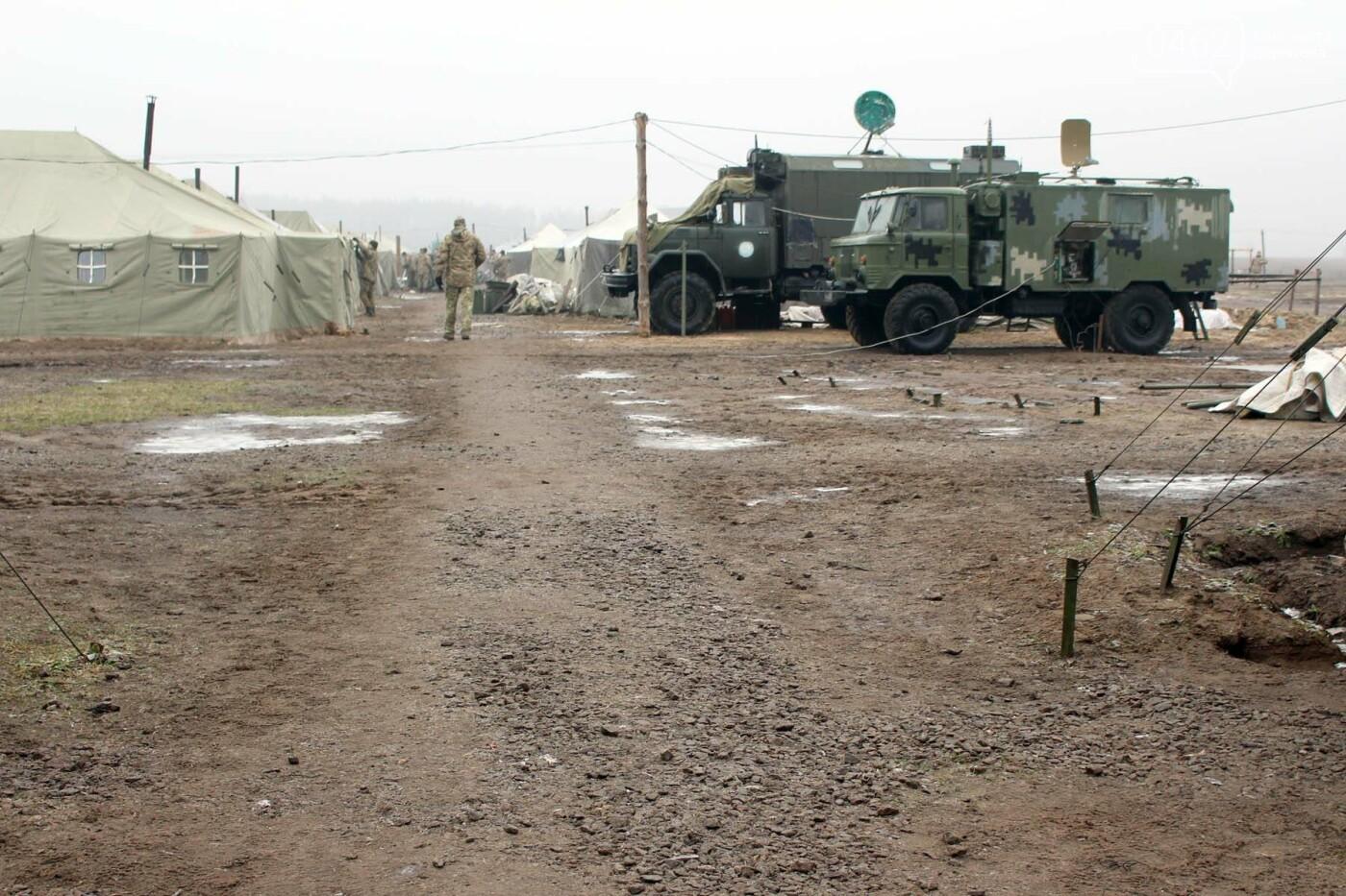 Полигон в Черниговской области, который ранее раскритиковали за ужасные условия, привели в порядок, фото-3