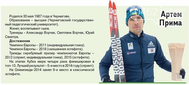 Черниговцы на Олимпиаде. Расписание и досье, фото-2