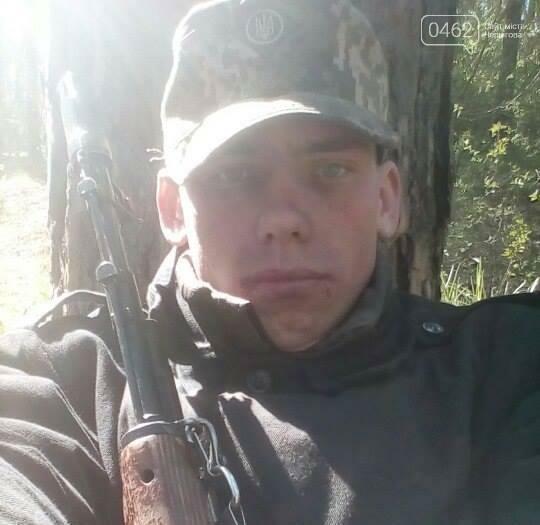 На Донбассе погиб еще один солдат из Черниговской области, фото-1
