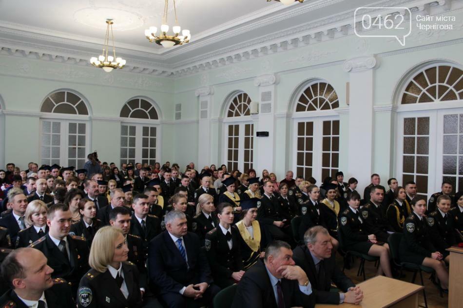 Первый выпуск магистров черниговской Академии пенитенциарной службы, фото-5