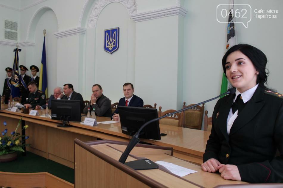 Первый выпуск магистров черниговской Академии пенитенциарной службы, фото-2