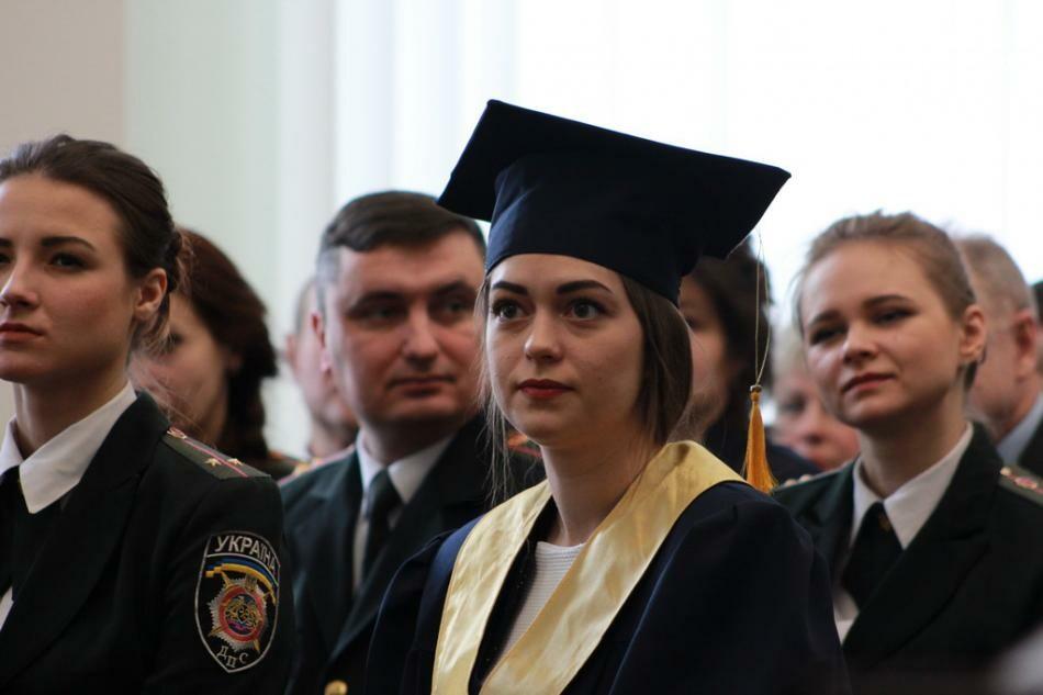 Первый выпуск магистров черниговской Академии пенитенциарной службы, фото-3