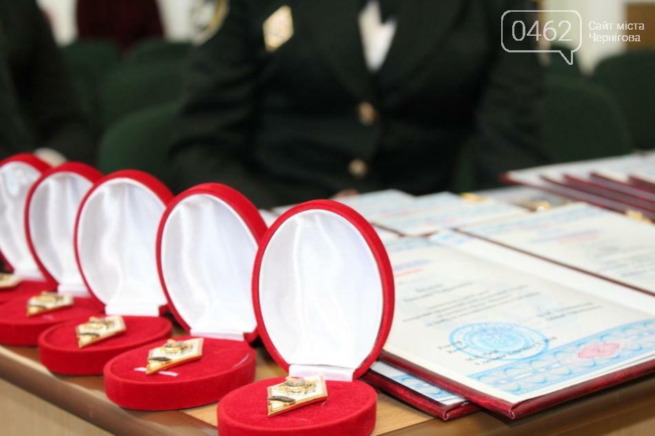 Первый выпуск магистров черниговской Академии пенитенциарной службы, фото-4