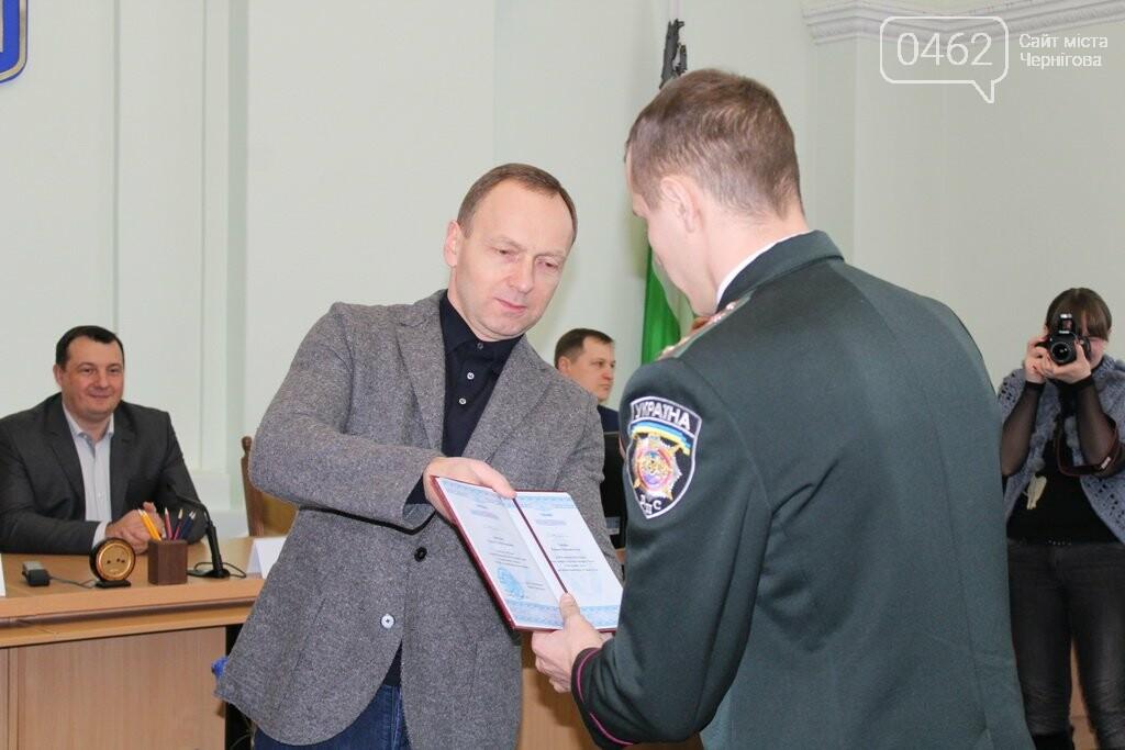 Первый выпуск магистров черниговской Академии пенитенциарной службы, фото-10