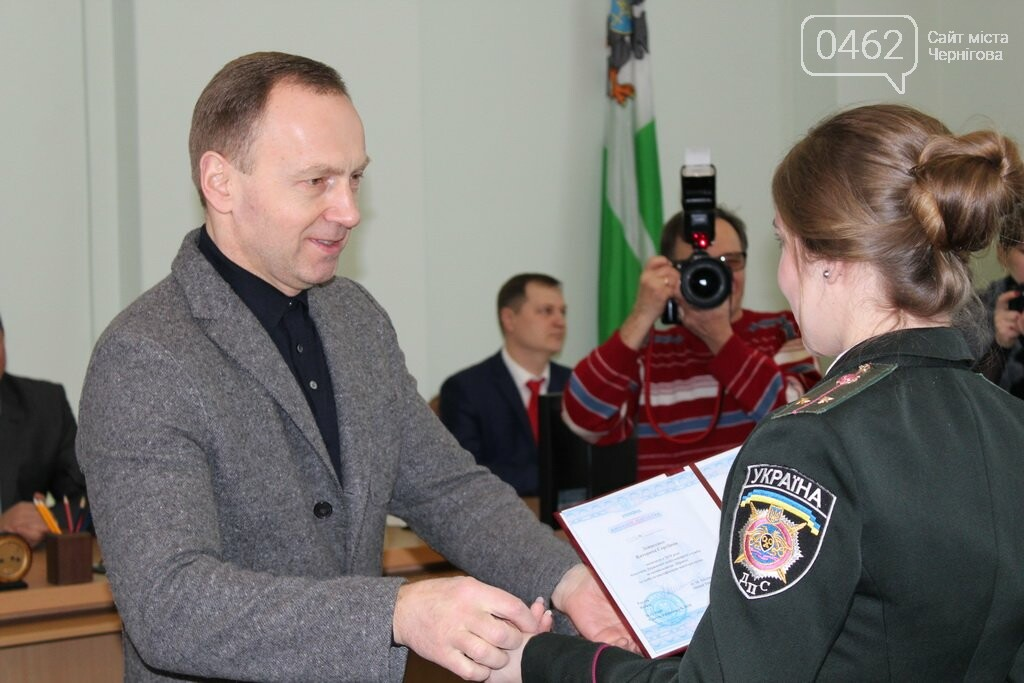 Первый выпуск магистров черниговской Академии пенитенциарной службы, фото-13