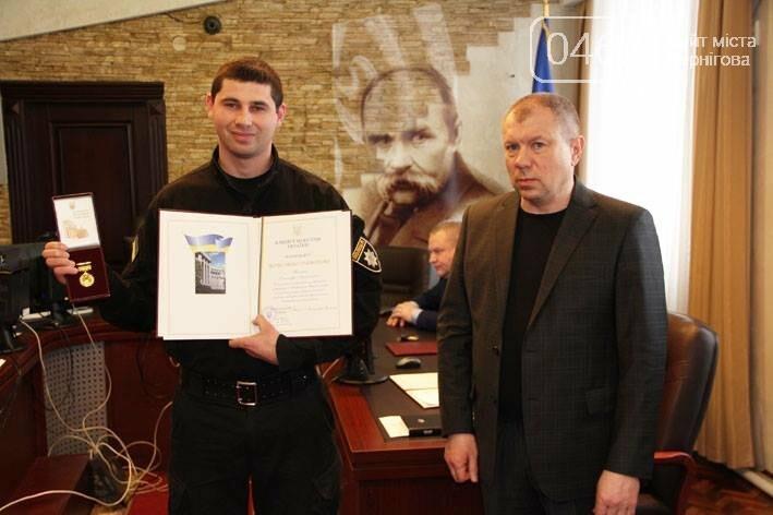 Черниговские спецназовцы получили почетные правительственные награды, фото-2