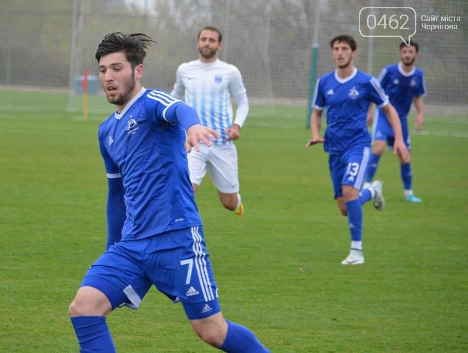 Черниговская «Десна» проиграла грузинскому «Динамо», фото-1