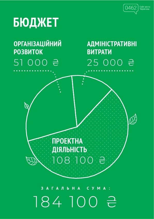 Черниговская общественная организация «Эко Город» отчиталась за свою деятельность в 2017 году, фото-10