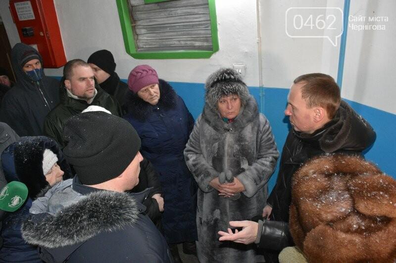 Мэр встретился с жителями домов по улице Жабинского, фото-2