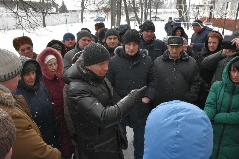 Мэр встретился с жителями домов по улице Жабинского, фото-1