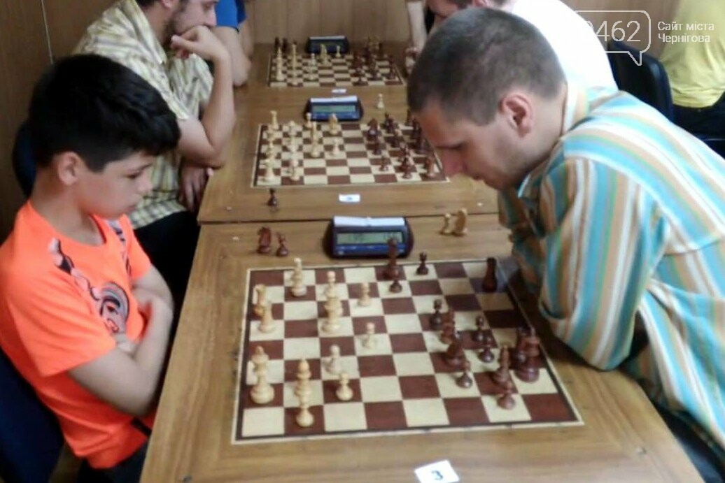 Юный черниговец  стал чемпионом Украины по шахматам, фото-1