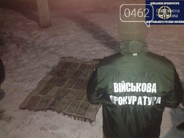 В Черниговской области СБУ задержала военного, который продавал запчасти от танков, фото-1