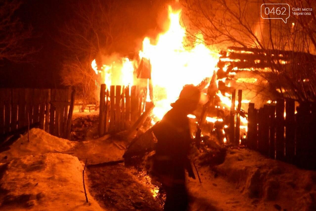 77-летнюю женщину не успели спасти от пожара , фото-1