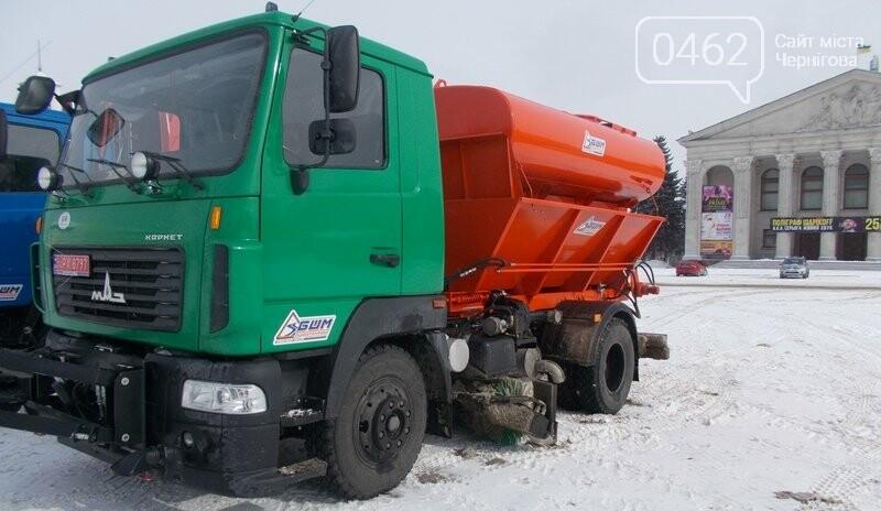 Белорусы искушают черниговских коммунальщиков новой техникой, фото-2