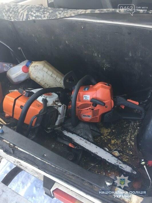 Полиция задержала похитителей леса, фото-1