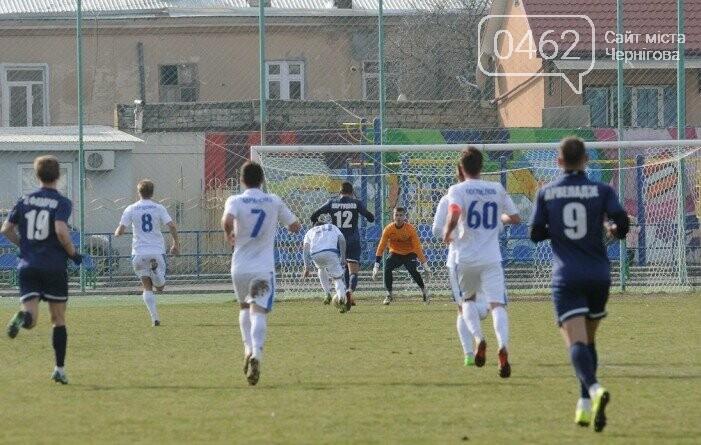Черниговская «Десна» выиграла и поднялась на 3-е место, фото-1