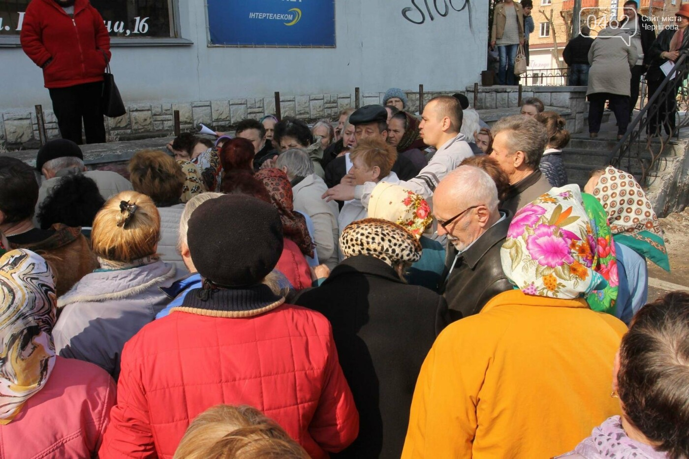 Каждому малоимущему по тысяче гривен: игра на чувствах черниговских пенсионеров, фото-1