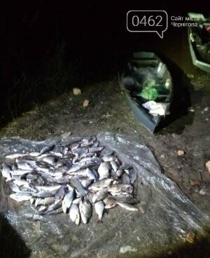 Запрет на рыбалку в Черниговской области не работает – три факта браконьерства за два дня, фото-1