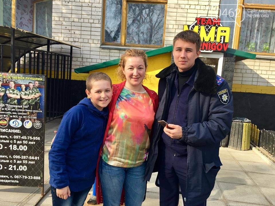 Жительница Чернигова без помощи полиции задержала грабителя, фото-1