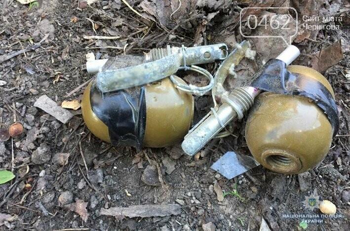 Пистолеты «из подручных материалов» дома делал житель Черниговской области, фото-1