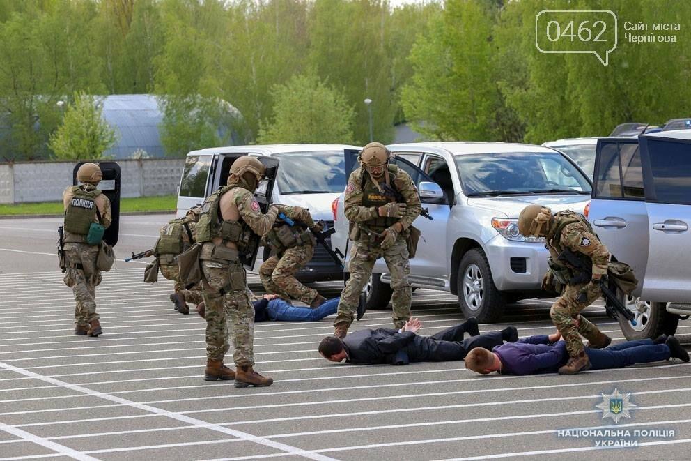 Отряды специального назначения в Чернигове будут работать, как в США, фото-2