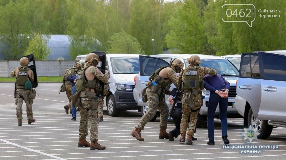 Отряды специального назначения в Чернигове будут работать, как в США, фото-3
