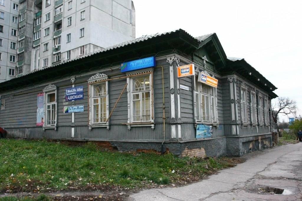 Два старых дома в Чернигове с разной судьбой, фото-2