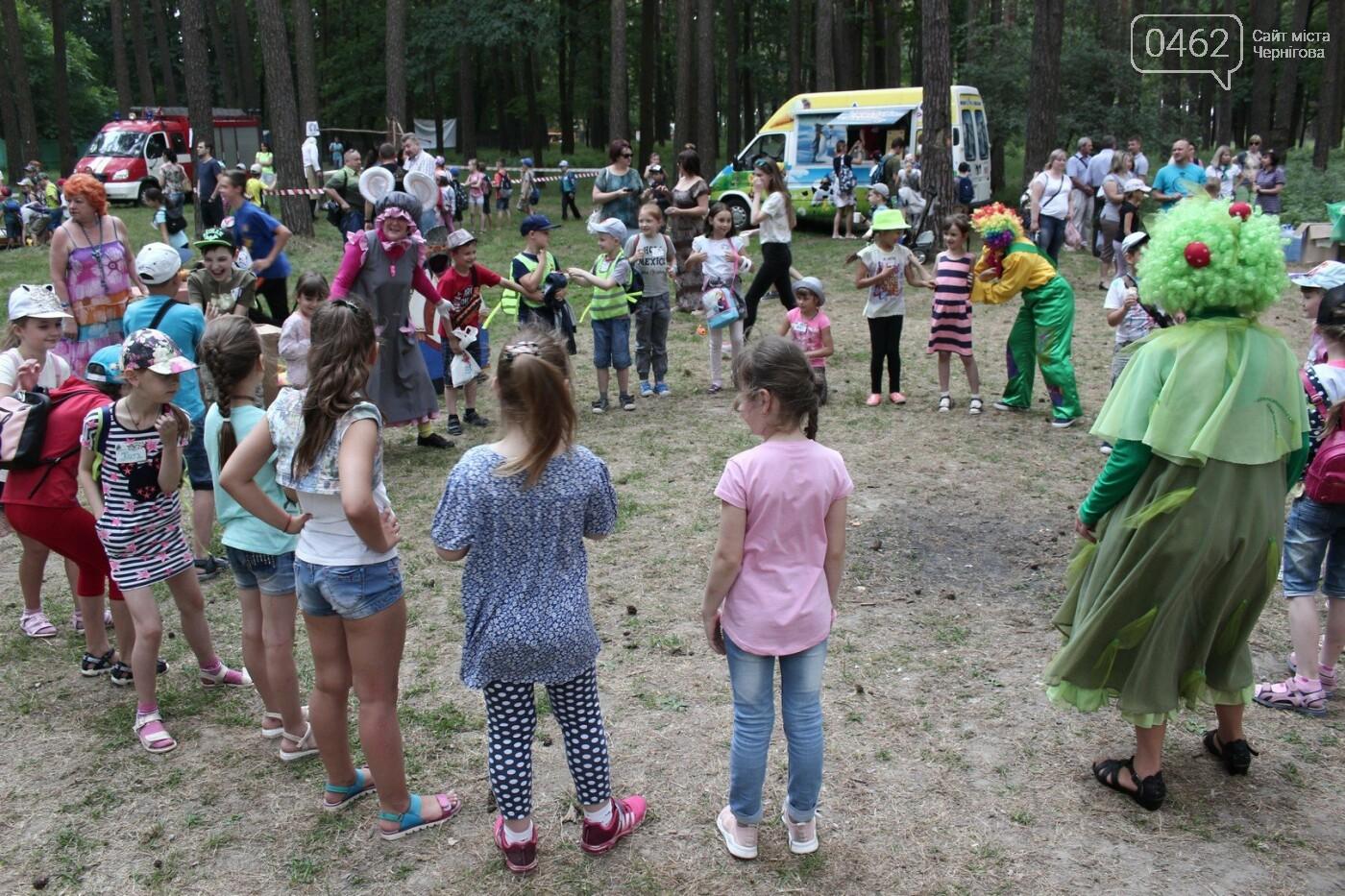 В Чернигове состоялся экологический фестиваль, фото-8