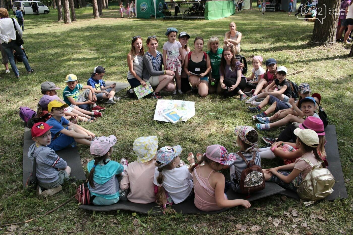 В Чернигове состоялся экологический фестиваль, фото-9