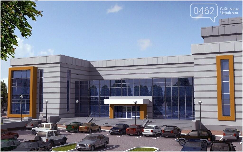 Вместо реконструкции Дворец культуры в Чернигове получит новую остановку, фото-3
