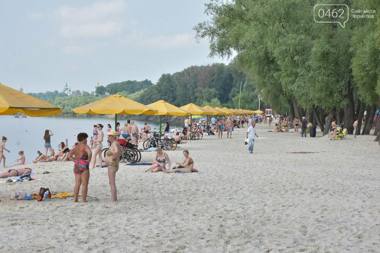 В Чернигове открыли пляжный сезон, фото-29