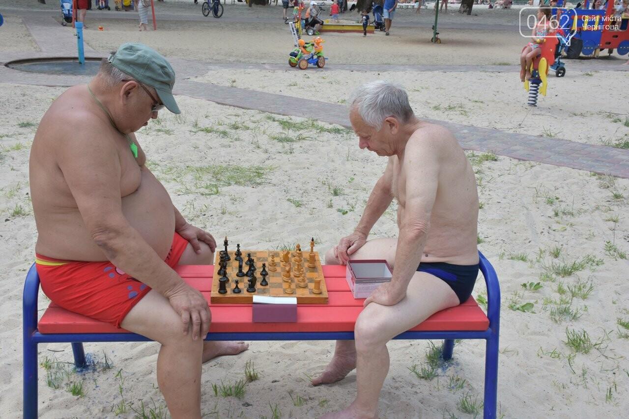 В Чернигове открыли пляжный сезон, фото-17