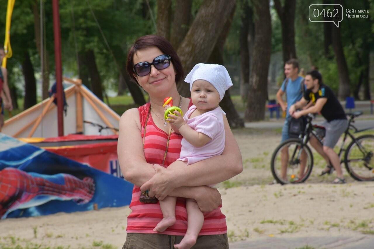 В Чернигове открыли пляжный сезон, фото-5