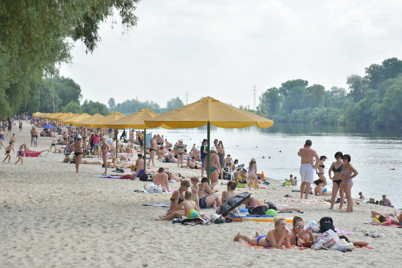 В Чернигове открыли пляжный сезон, фото-18