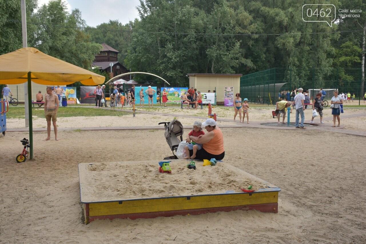 В Чернигове открыли пляжный сезон, фото-42