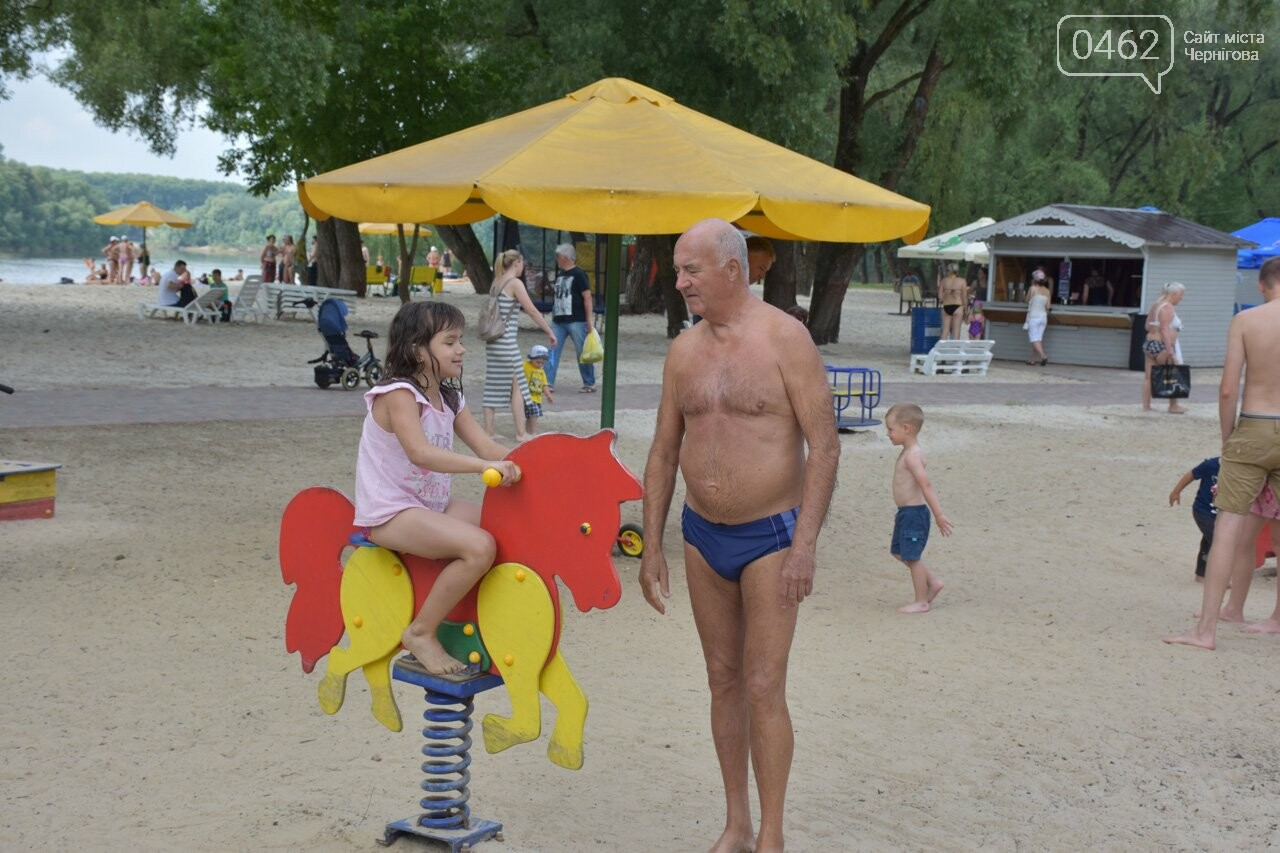 В Чернигове открыли пляжный сезон, фото-14