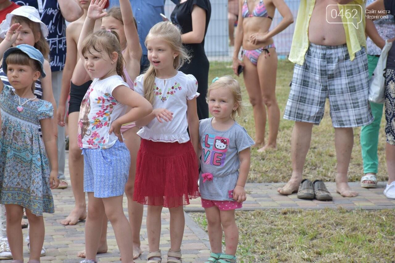 В Чернигове открыли пляжный сезон, фото-21