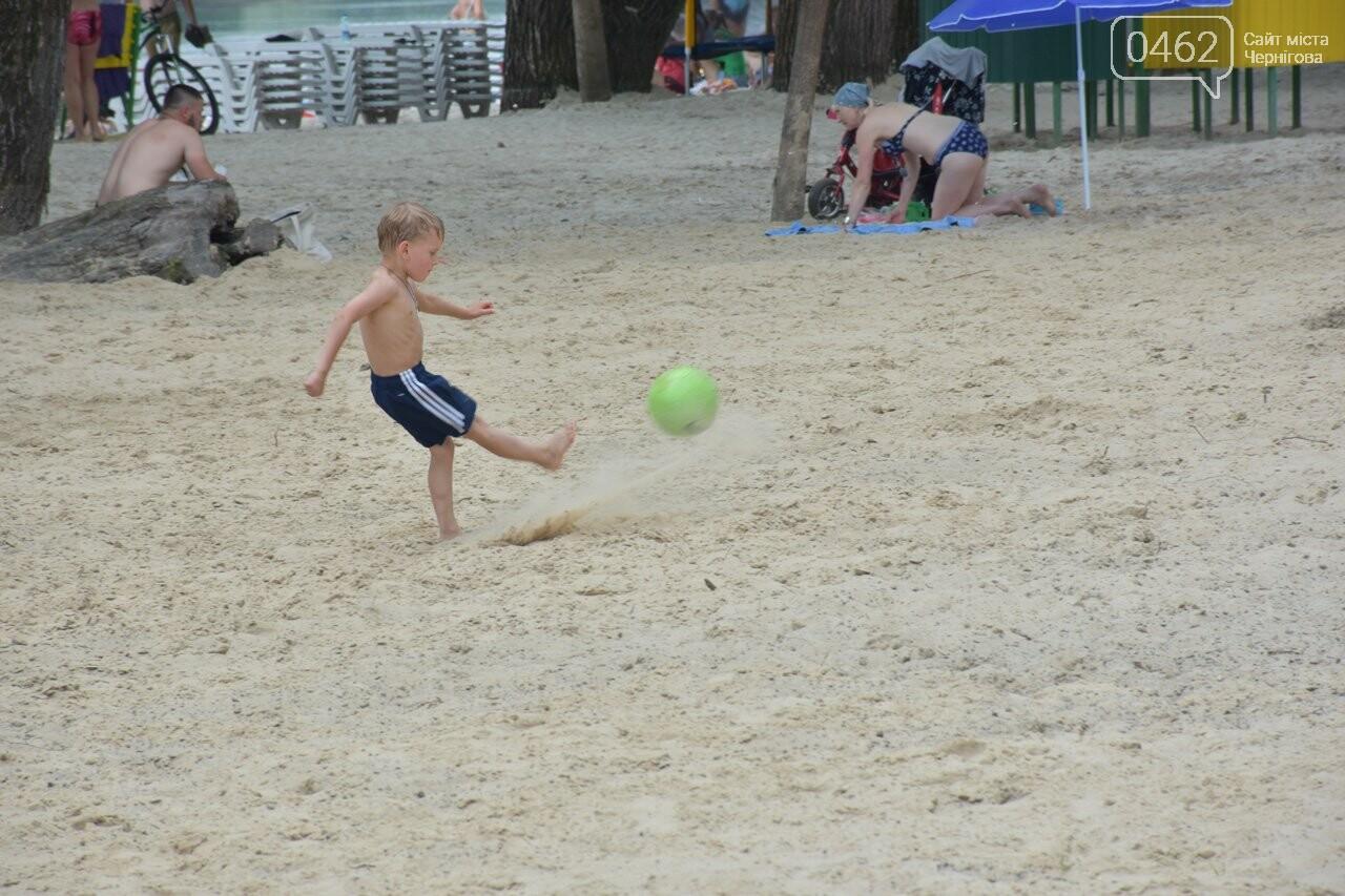 В Чернигове открыли пляжный сезон, фото-30