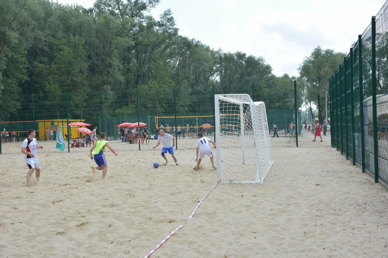В Чернигове открыли пляжный сезон, фото-43