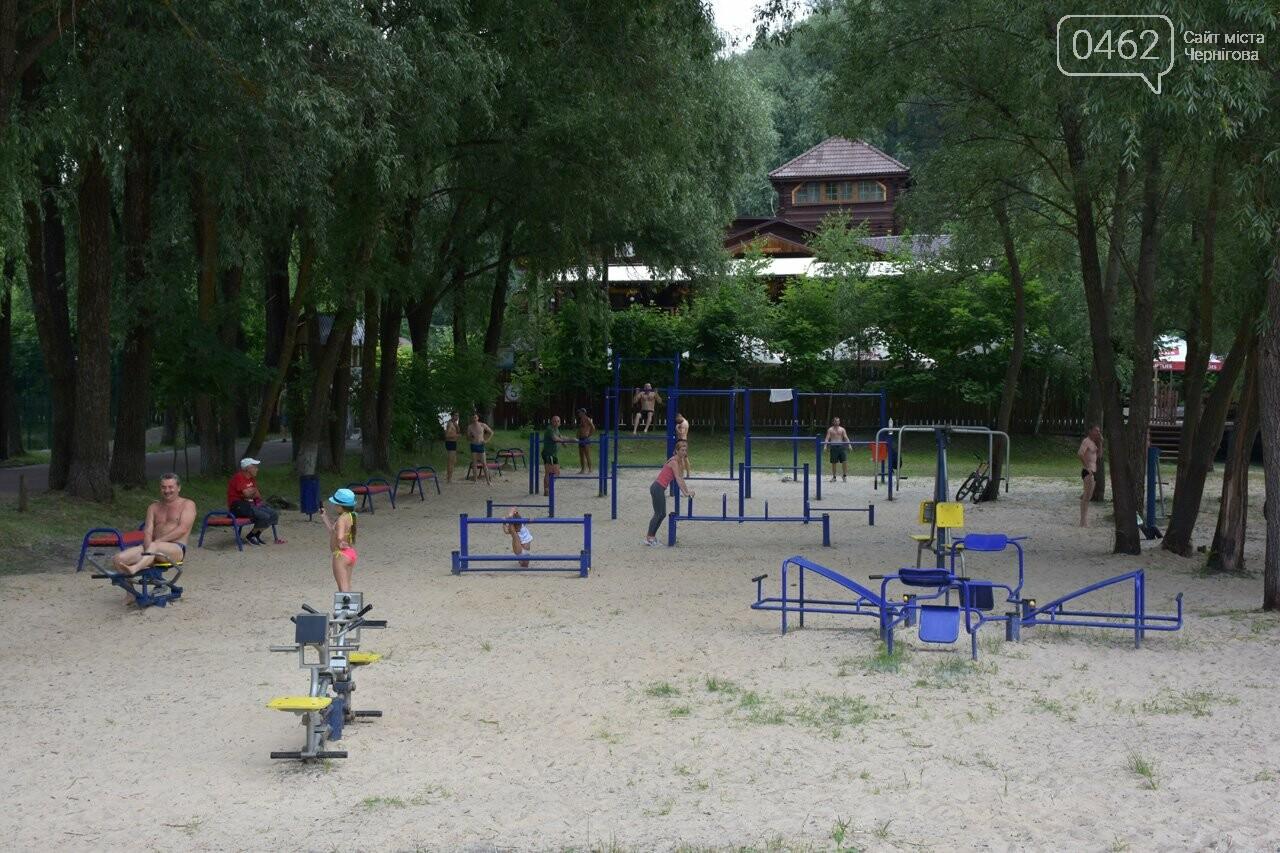 В Чернигове открыли пляжный сезон, фото-26