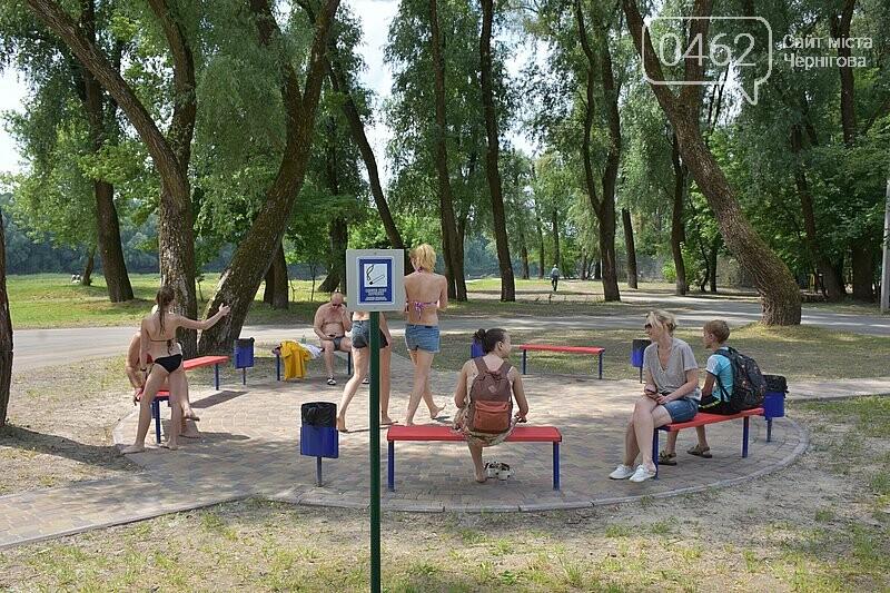 В Чернигове открыли пляжный сезон, фото-50