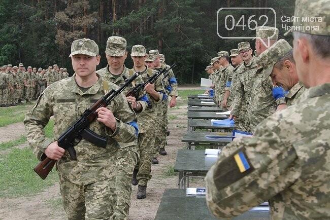 «Північна фортеця». В Черниговской области стартовали тактические учения, фото-12