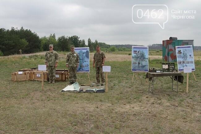 «Північна фортеця». В Черниговской области стартовали тактические учения, фото-1